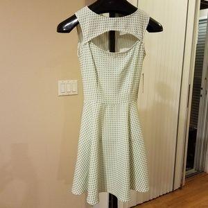 Romeo + Juliet Couture Open Chest Summer Dress